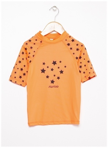 Slipstop Polo Yaka T-shirt Renkli